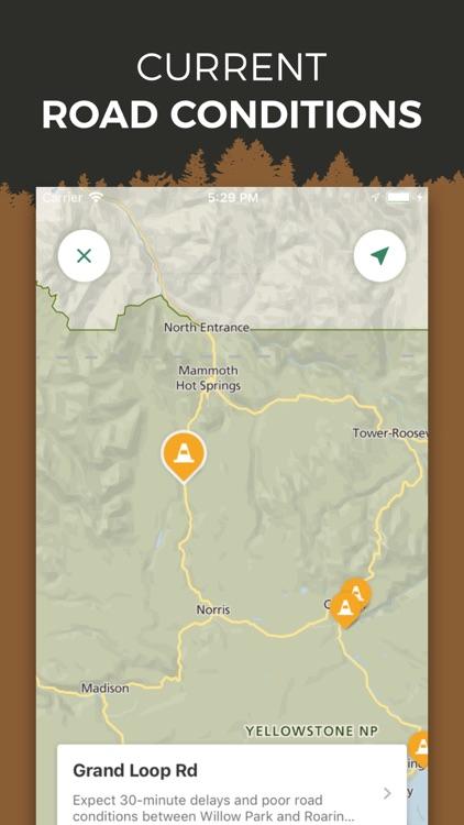 NPS Yellowstone National Park screenshot-4