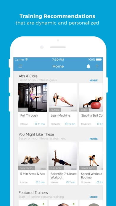 Workout Trainer: fitness coach-2