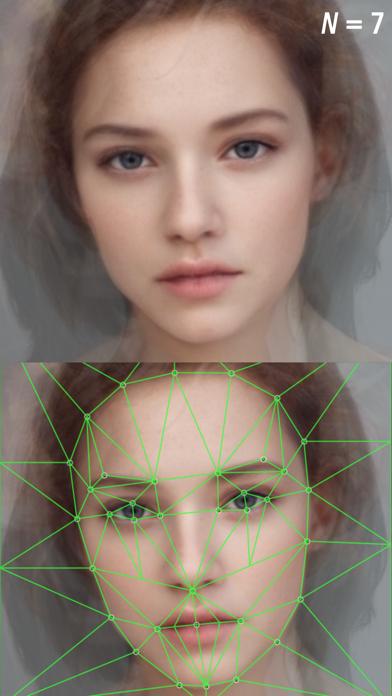 平均顔合成ツール Average Face PROのおすすめ画像2