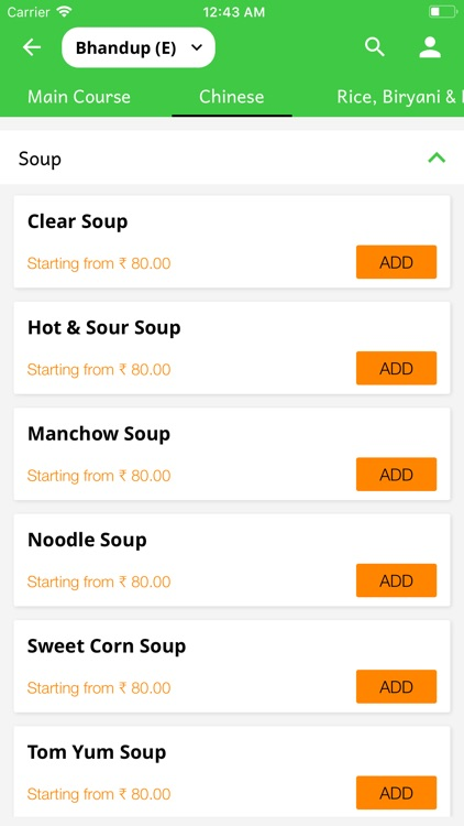 Cheftoon Order Online