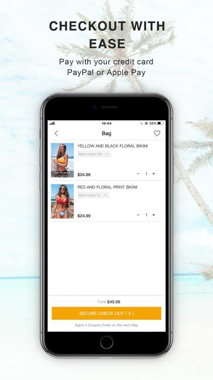 Cupshe - Swimsuit Fashion Shop screenshot-6