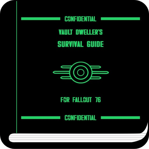 Survival Guide For Fallout 76 by Eduardo Nieves Colon