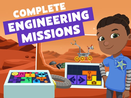 Ready Jet Go! Space Scouts screenshot 8