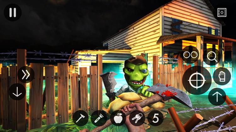 Horror House - Scarry Game screenshot-0