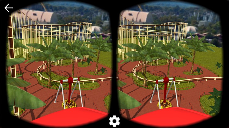 Roller Coaster VR Theme Park screenshot-2
