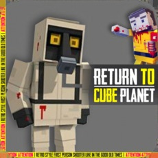Activities of RETURN TO CUBE PLANET