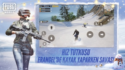 Screenshot for PUBG MOBILE in Turkey App Store
