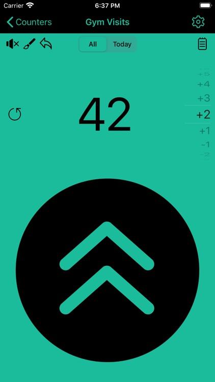 Counter - Tally Counter screenshot-5