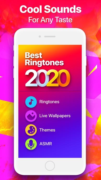 Ringtones for iPhone! screenshot-0