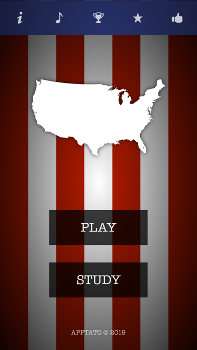 US States Test (Full Version)