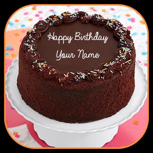 Awe Inspiring Write Name On Cake By Hanif Ullah Personalised Birthday Cards Xaembasilily Jamesorg
