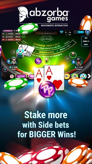 Blackjack 21: Live Casino game free Time hack