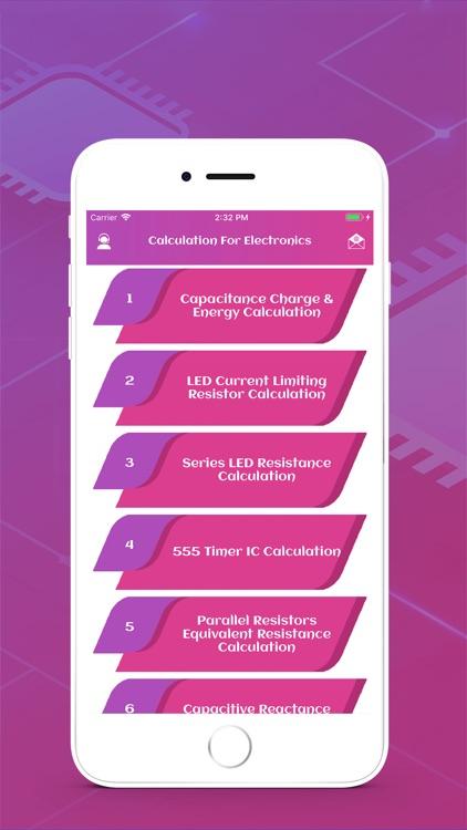 Calculation For Electronics screenshot-5