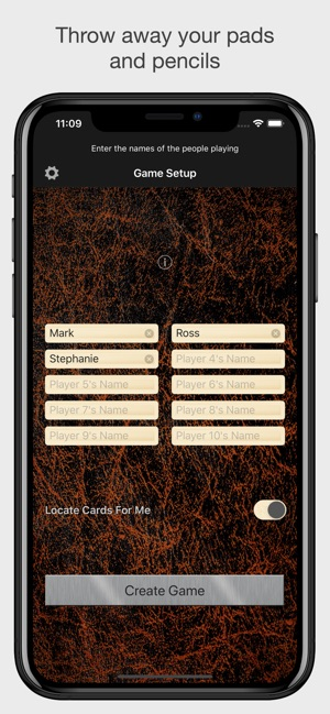 Clued Up Pro: for Cluedo Game