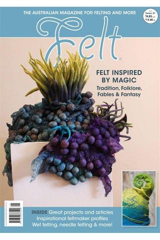 Felt Magazine - náhled