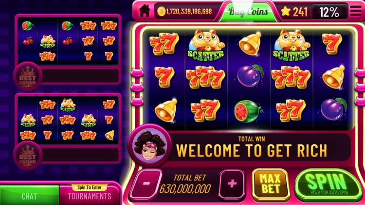 Best Casino Vegas Slots Game screenshot-4