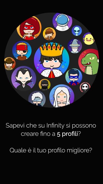 Infinity e Premium su Infinity screenshot-3