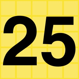 25 Numbers Game