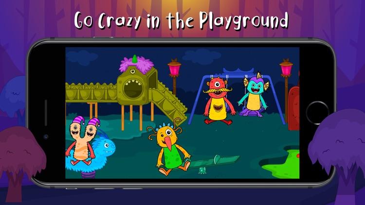 My Monster Town - Play Home screenshot-7