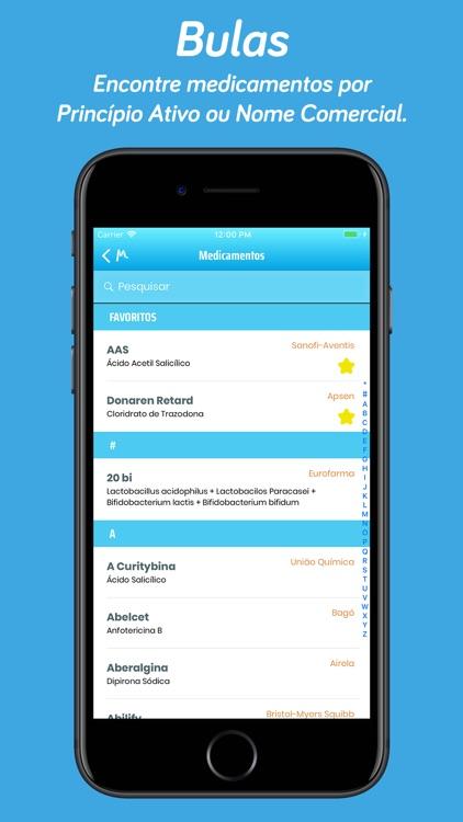 MedPhone: CID, Bulas, SUS... screenshot-3