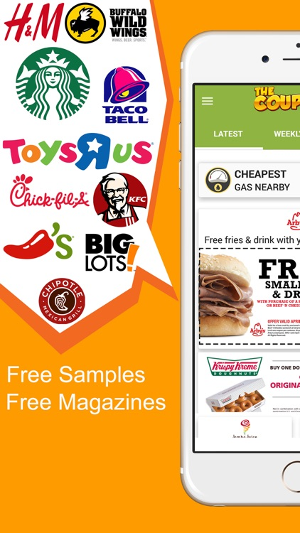 The Coupons App screenshot-0