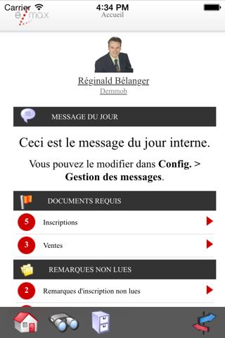 e-Z-max: Mobile - náhled
