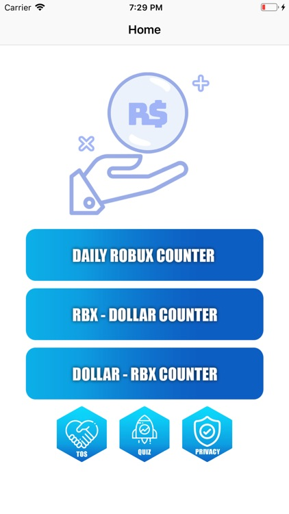 Robux Counter For Roblox