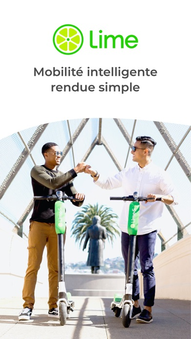 Télécharger Lime - Déplacez Vous Sans Limi pour Android