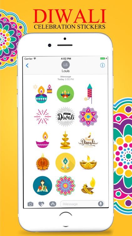 Diwali Stickers pack