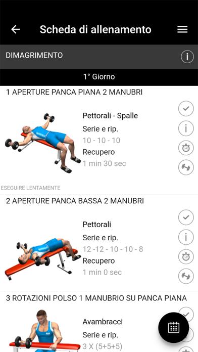 Fitness Joy screenshot 2