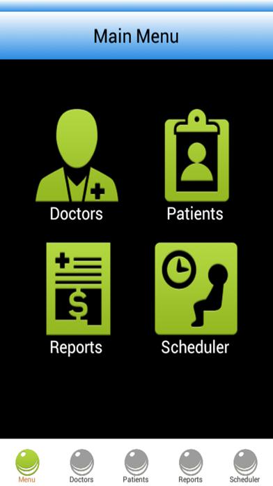 Medical Software Screenshots