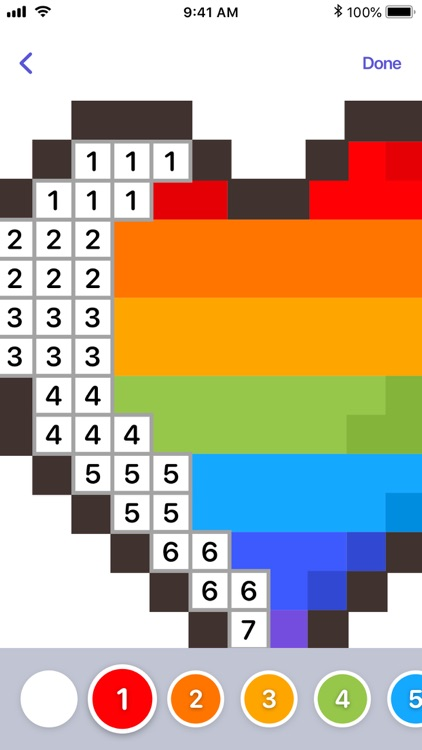 Pixit: Color by Number screenshot-0
