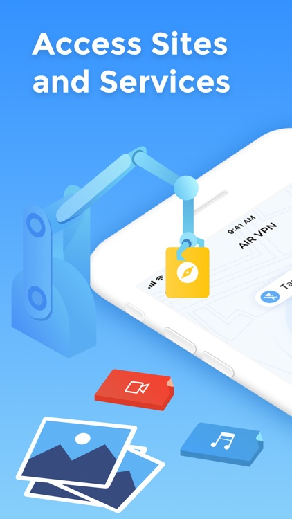 Air VPN - WiFi Proxy Master by Fans up entertainment (cayman
