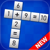 Codes for Math cross puzzle - Brain out Hack