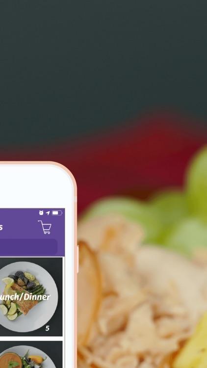 Fit2Go- Meals to your door!