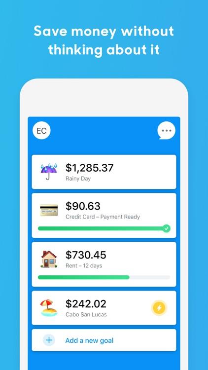 Digit: Save Money Effortlessly screenshot-0