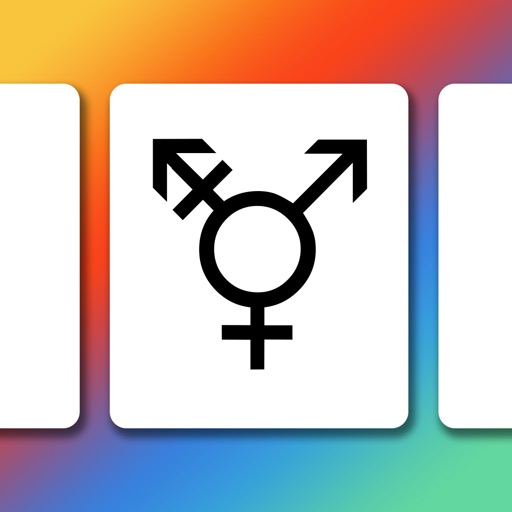 Gender & Sexual Signs Keyboard