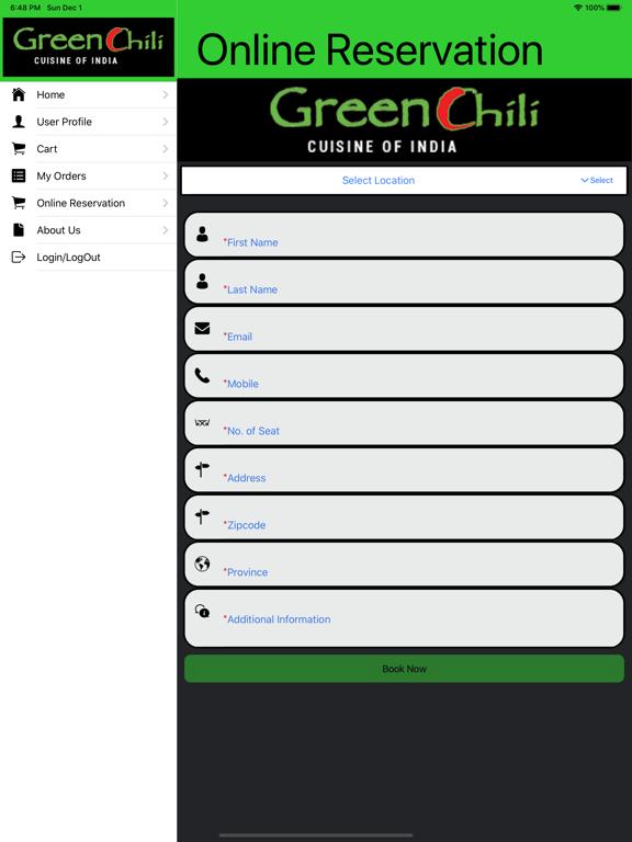 GreenChili screenshot 12