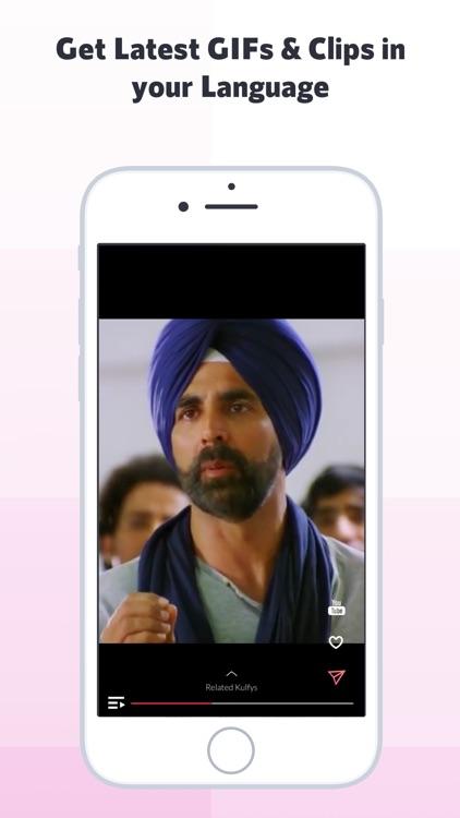 Kulfy: Videos, GIFs & Stickers screenshot-8