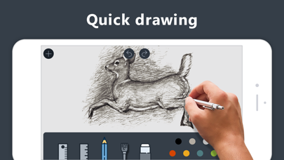 Drawing Pad & Doodle Paint Art Screenshot