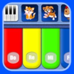 Kids Piano Animals