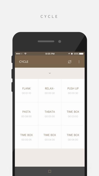 TIMEBOX : timer screenshot-4