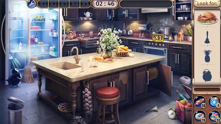 Mystery Manor: hidden objects screenshot-0