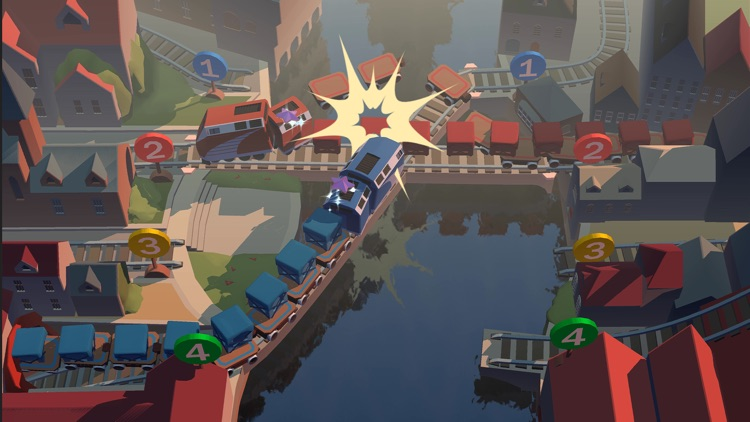 Train Conductor World screenshot-1