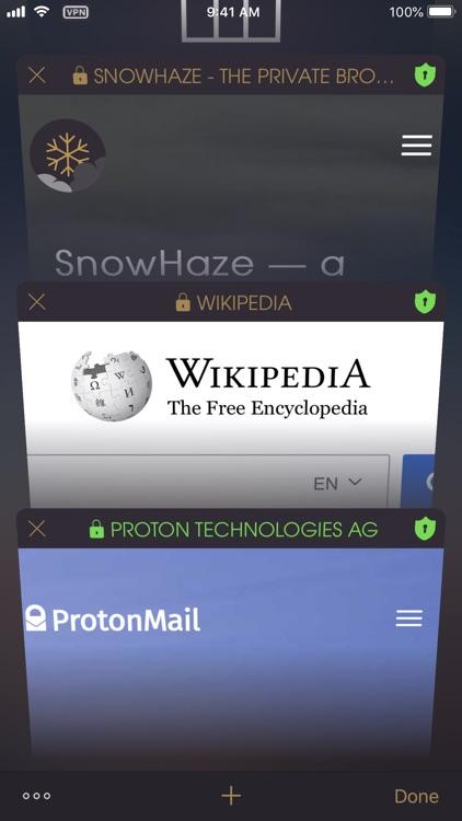 SnowHaze screenshot-4