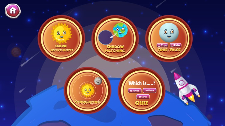Kids Learn Solar System