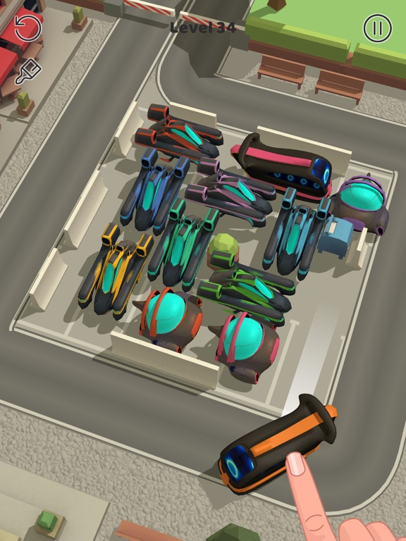 Parking Jam 3D screenshot 10