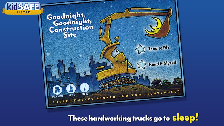 Goodnight, Construction Site