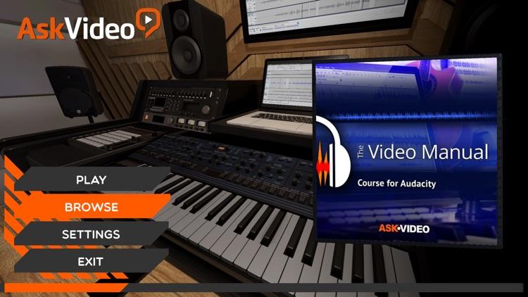 Audacity Video Manual By AV screenshot-0