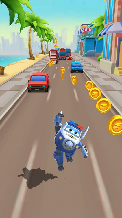 Super Wings : Jett Run screenshot-4